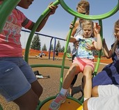 Lake Elmo Elementary inclusive playground