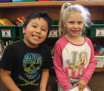 Spanish Immersion students