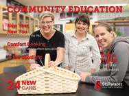 Community Ed catalog winter 2019