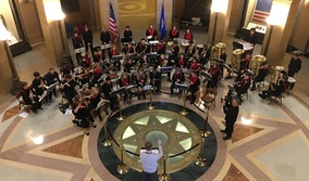 sms band at Capitol