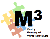 Making Meaning with Multiple Data Seta
