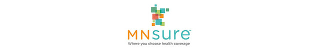 MNsure logo header