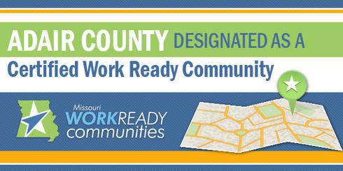 Adair County helps grow Missouri\'s CWRC numbers