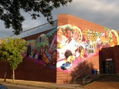Central mural
