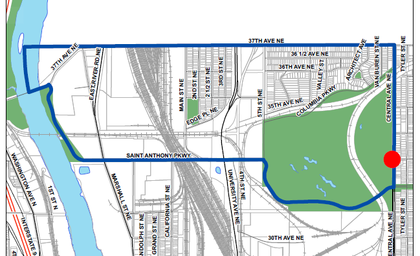 Precinct 1-10 Map