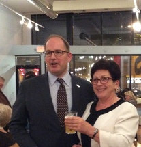 CM Reich & Dame Pauline Green