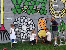Cultivate NE Mural