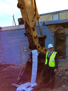 Highland Market Demolition