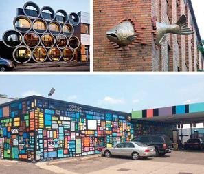 Art Facade Images