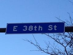 E 38th ST