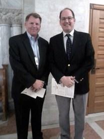 CM Reich & Steve Knutson