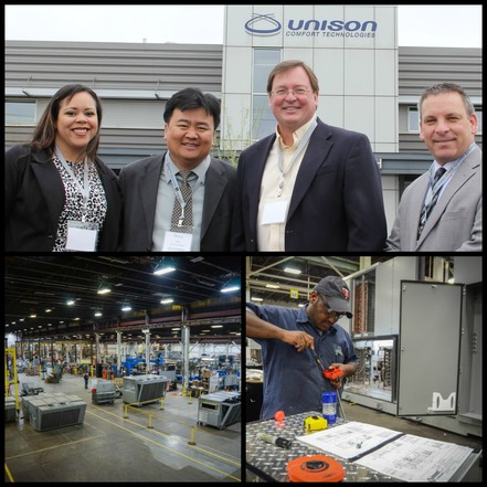 Unison Comfort Technologies collage