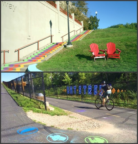 Greenway Collage