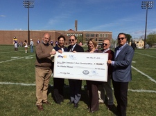 Edison Field Dedication