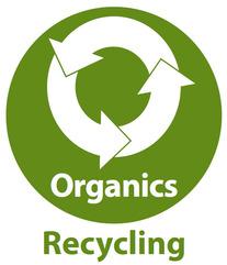 Organics Recycling Logo