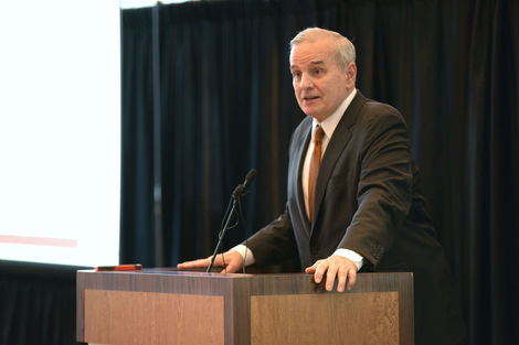 STEP-UP Breakfast Gov. Dayton