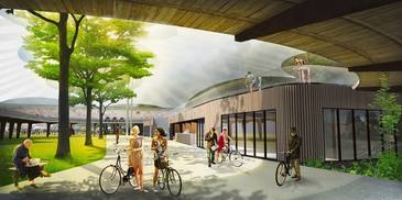 Bike Center Concept Picture