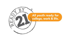Ready by 21 Wordmark