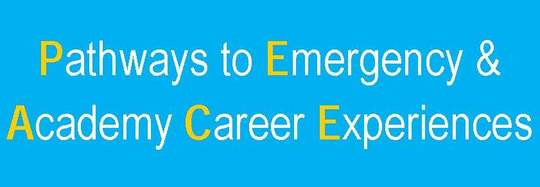Pathways to Emergency & Academy Career Experiences Wordmark
