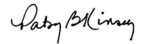 Kinsey signature