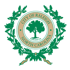 Official City of Raleigh Color City Seal