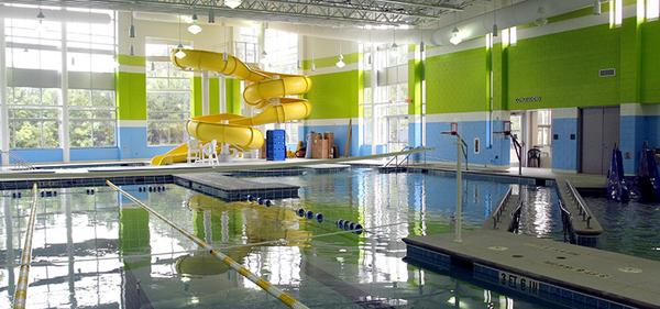 Aquatic Center Whitewater Aquatic Center