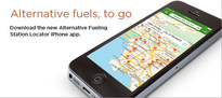 Alt Fuels Locator App