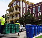 Shaw Recycling Rollout