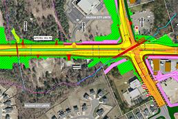 Mitchell Mill Road Plan