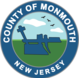 County of Monmouth Seal