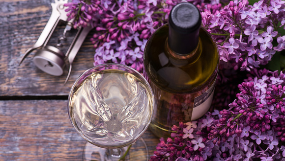 Annual Lilac Party and Wine Tasting