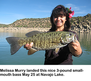 New mexico fishing and stocking reports for may 28 for Conchas lake fishing report