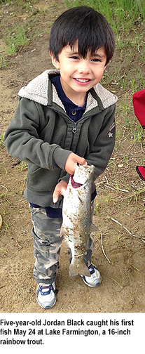 New mexico fishing and stocking reports for may 26 for Conchas lake fishing report