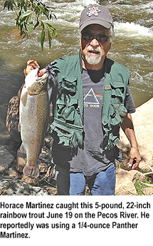 New mexico fishing and stocking reports stream flows and for Ute lake fishing report