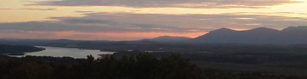 view from Olana State Historic Site - courtesy Steve Stanne