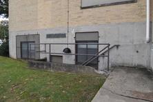 Fitness Center Entrance