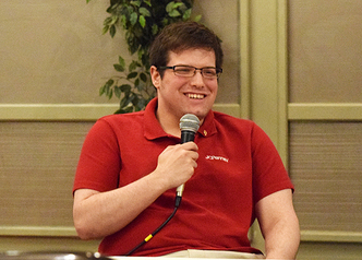 Jeffrey A. Gossett successfully gained employment through the Employment First partnership.