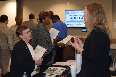 Dayton Employer Showcase & Job Fair