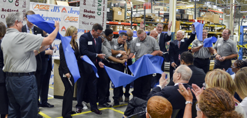 CEVEC Jergens Ribbon Cutting