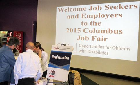 Cols Job Fair 2015