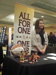 Cleveland Cavs Job Fair 2015