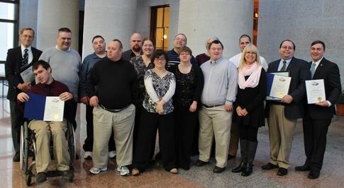 GCPD Award Winners 11132015