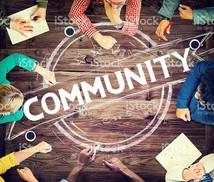 community text