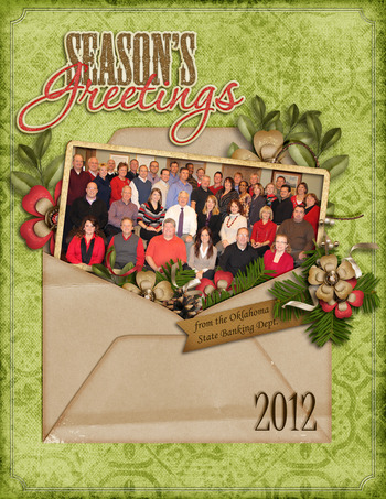 2012 Holiday eCard