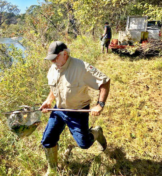 trout stocking blue river 2017