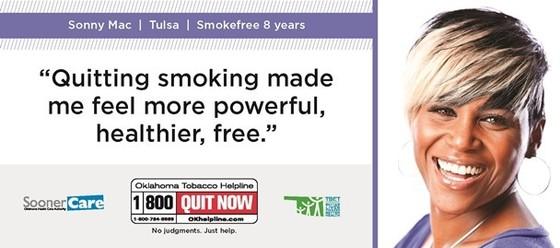 Quit smoking testimonial
