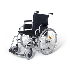 A wheelchair is an example of DME