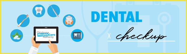 OHCA Dental Checkup newsletter masthead