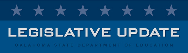 Legislative Update Banner