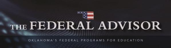 The Federal Advisor Banner